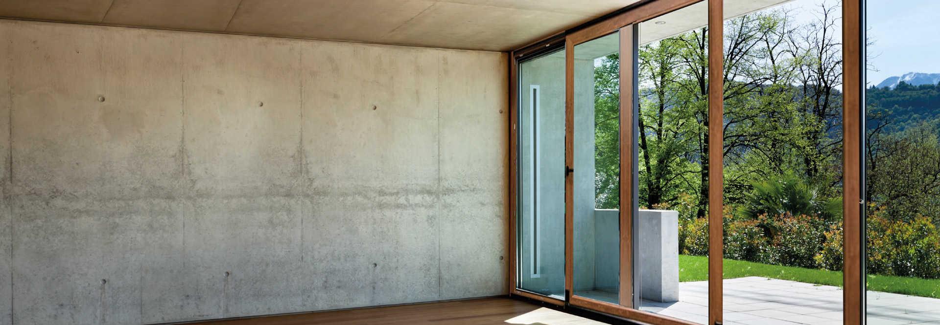 Drzwi nowoczesne szklane