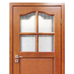 Drzwi wewnętrzne drewniane klasyczne